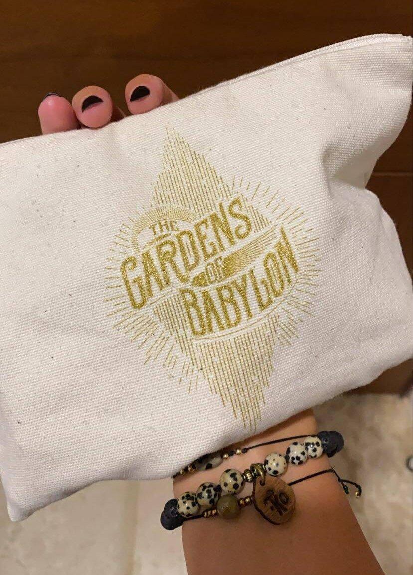canvas small bag, small pouch bag, pencil case, make-up bag, toolbag, logo bag