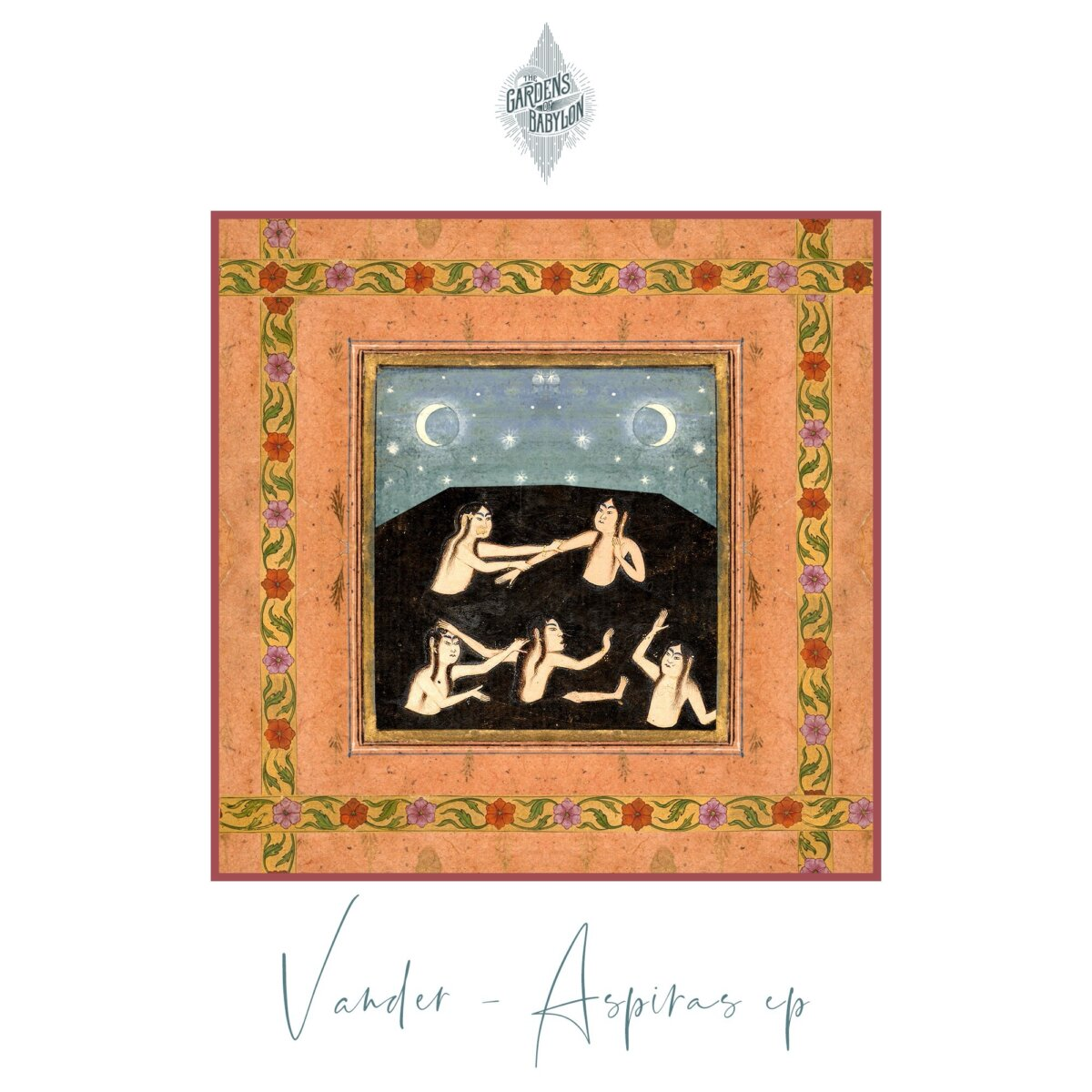 vander, aspiras ep, vander aspiras ep, musical release, the gardens of babylon