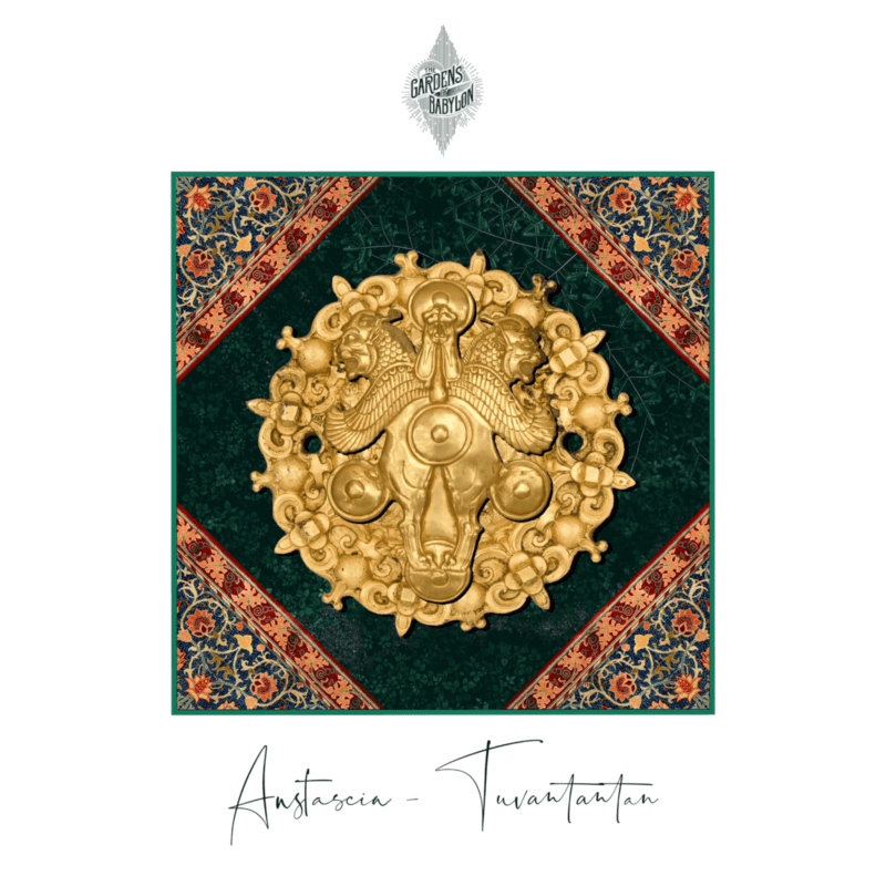 anstascia, anstascia tuvantantan, releases, the gardns of babylon