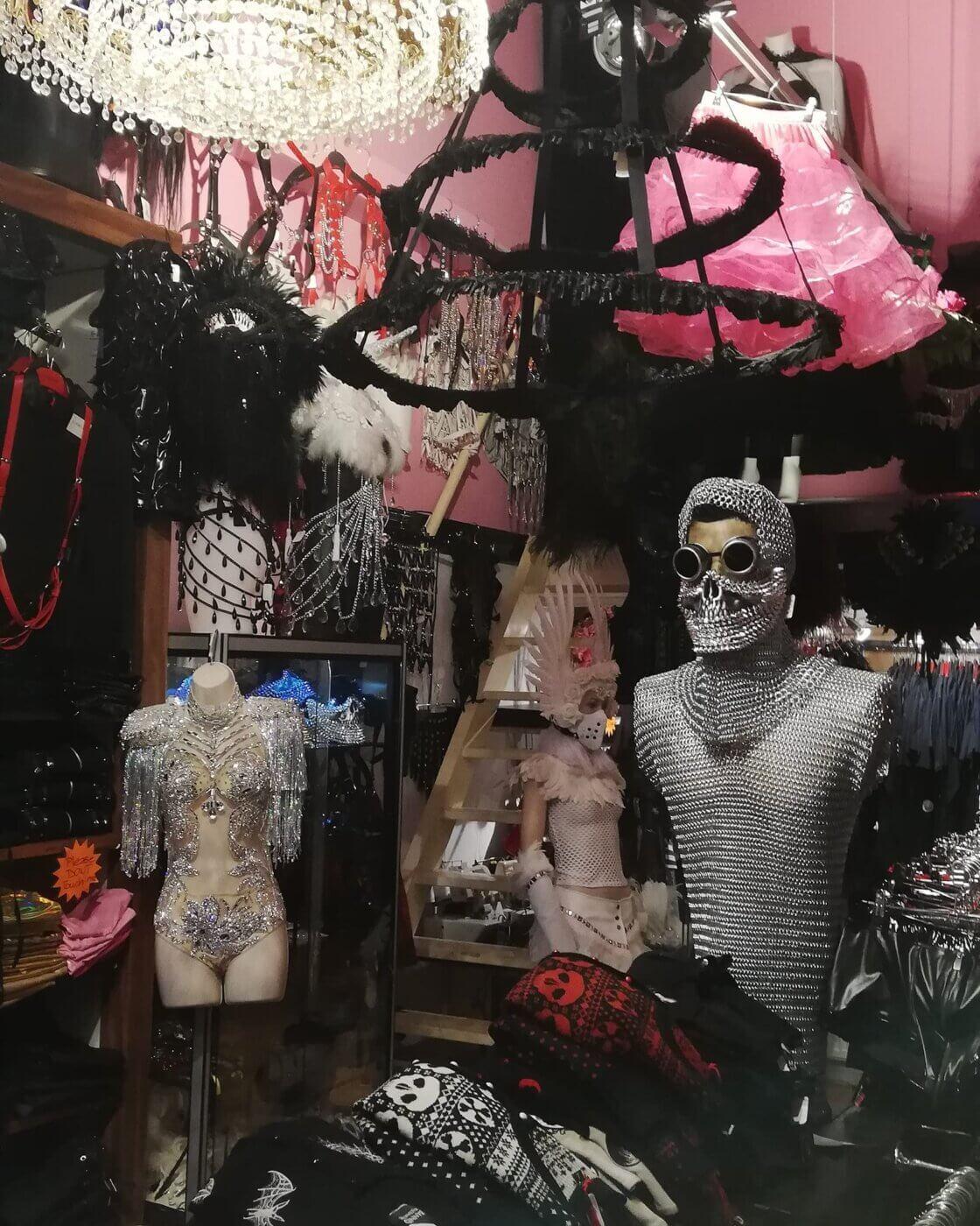 Diabolo shop